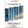 De variations en points-virgules