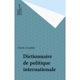 Dictionnaire de politique internationale