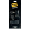 Lot de supports micro pince - Yellow Cable Eco Mc1 -