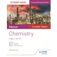 Edexcel A-level Year 2 Chemistry Student Guide: Topics 16-19