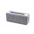 Thomson WS04 Stereo portable speaker 20W Marron, Gris, Blanc enceinte portable
