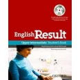 English result upper intermediate student's book with DVD pack