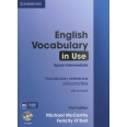 English Vocabulary in Use Upper-intermediate 2012 - Vocabulary reference and practice with answers