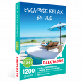 Coffret cadeau Dakotabox - Escapade relaxante en duo