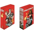 Fire Force Tomes 1, 2 et 3