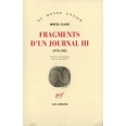 Fragments d'un Journal - Volume 3, 1979-1985