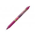 EDITION LIMITEE MIKA - Stylo roller effaçable - Frixion Clicker - rétractable - pointe moyenne - Rose
