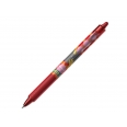 EDITION LIMITEE MIKA - Stylo roller effaçable - Frixion Clicker - rétractable - pointe moyenne - Rouge