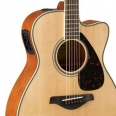 Yamaha - GFSX820CNT natural - guitare folk électro-acoustique