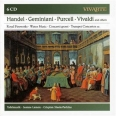 GEMINIANI PURCELL VIVALDI ALBIONI TELEMANN AND OTHERS: ROYAL FIREWOR