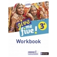 Anglais 3e Cycle 4 A2-B1 Give me five ! - Workbook