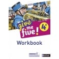 Anglais 4e Cycle 4 A2-A2+ Give me five ! - Workbook