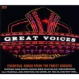 GREAT VOICES ESSENTIAL SONGS FROM THE FINEST SINGERS