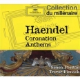 HANDEL CORONATION ANTHEMS