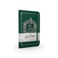 Harry Potter Serpentard - Mini-carnet avec pochette