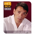 Coffret 3CD Hit Box - Jacques Brel