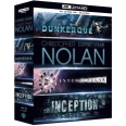 INCEPTION INTERSTELLAR DUNKERQUE COFFRET 4K