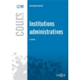 Institutions administratives L2 M1