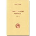 Institutions divines - Livre VI