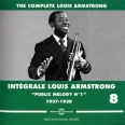 INTEGRALE LOUIS ARMSTRONG /VOL.8 : PUBLIC MELODY N°1 1937-1938