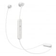 Ecouteurs intra-auriculaires Bluetooth® blanc - WI-C300 - Sony