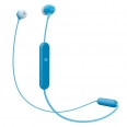 Ecouteurs intra-auriculaires Bluetooth® bleu - WI-C300 - Sony