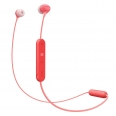 Ecouteurs intra-auriculaires Bluetooth® rouge - WI-C300 - Sony