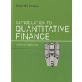 Introduction to Quantitative Finance - A Math Toolkit