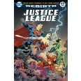 Justice League Rebirth 3 - La Terre menacée d'invasion !