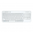 K400 WLESS TOUCH WHITE