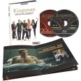 Kingsman : Services secrets (Édition Digibook Collector + Livret)