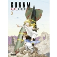 Gunnm Mars Chronicle Tome 3