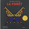 La forêt - Mon album sticker art