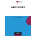 La motivation - 3e éd.