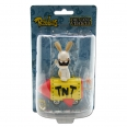 Lapins crétins - Die cast pull back - TNT Boom