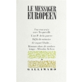 LE MESSAGER EUROPEEN NØ8