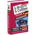 Le Robert & Collins poche + allemand