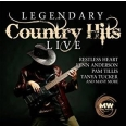 LEGENDARY COUNTRY HITS - LIVE