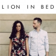 LION IN BED