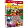 LITTLE CARS 1 ET 2 - 2 DVD