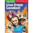 Live from London! book and DVD