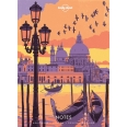 Lonely planet notebook Europe