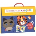 5 masques d'animaux