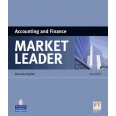 Market leader ESP book : Accounting and finance