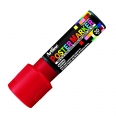 Marqueur poster Tempera 30mm - Rouge