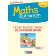 Maths tout terrain CM1 - Fichier photocopiable de différenciation
