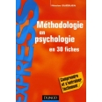 Méthodologie en psychologie