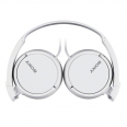 Casque audio MDR-ZX110 White - Sony