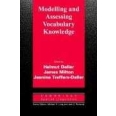 Modelling and Assessing Vocabulary Knowledge