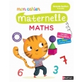 Mon cahier maternelle Maths - Grande Section 5-6 ans